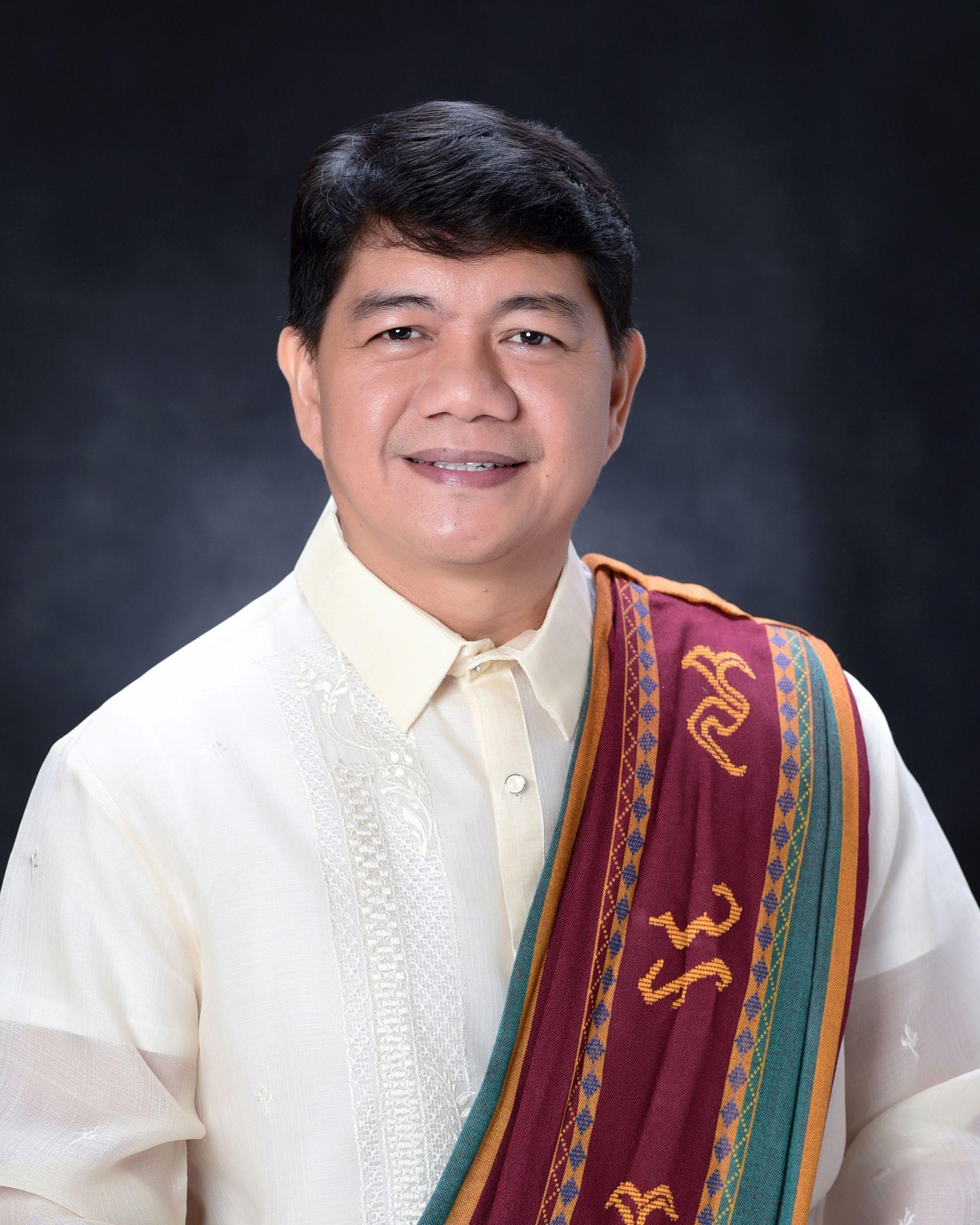 Dean Ricardo T. Bagarinao