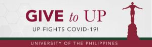 COVID Give to UP