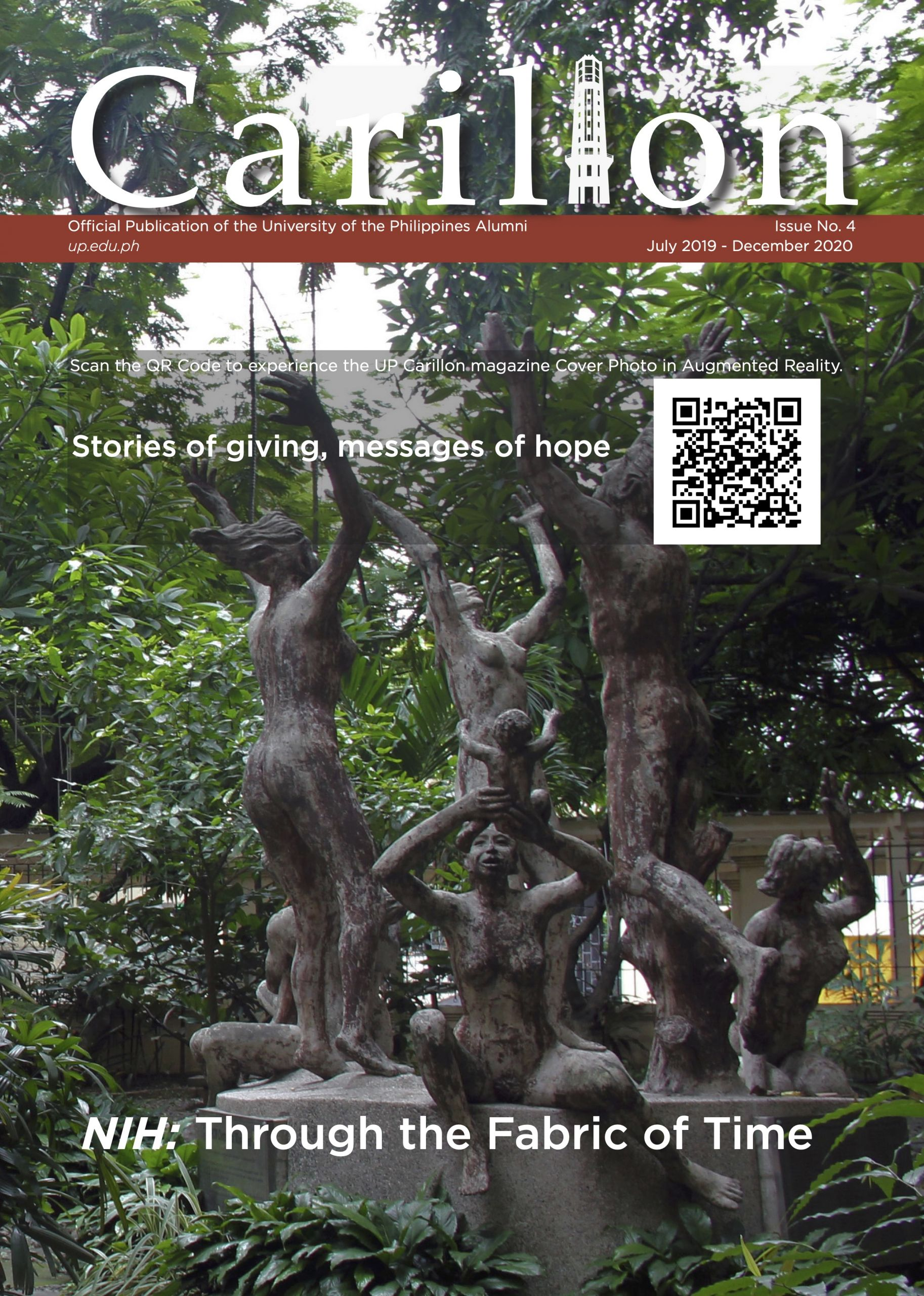 UPS-OAR releases 4th issue of the UP Carillon Magazine