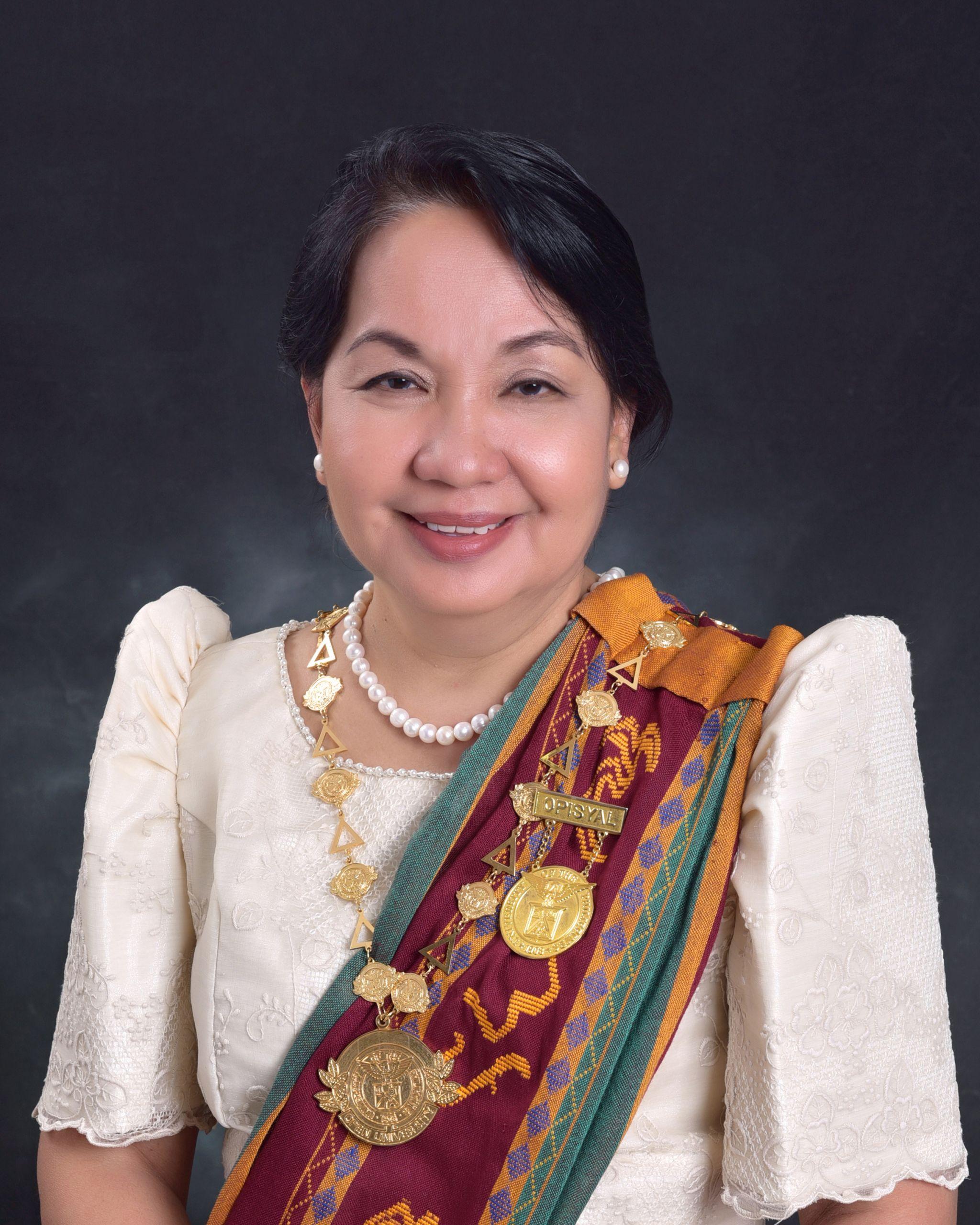 Chancellor Melinda dela Peña Bandalaria