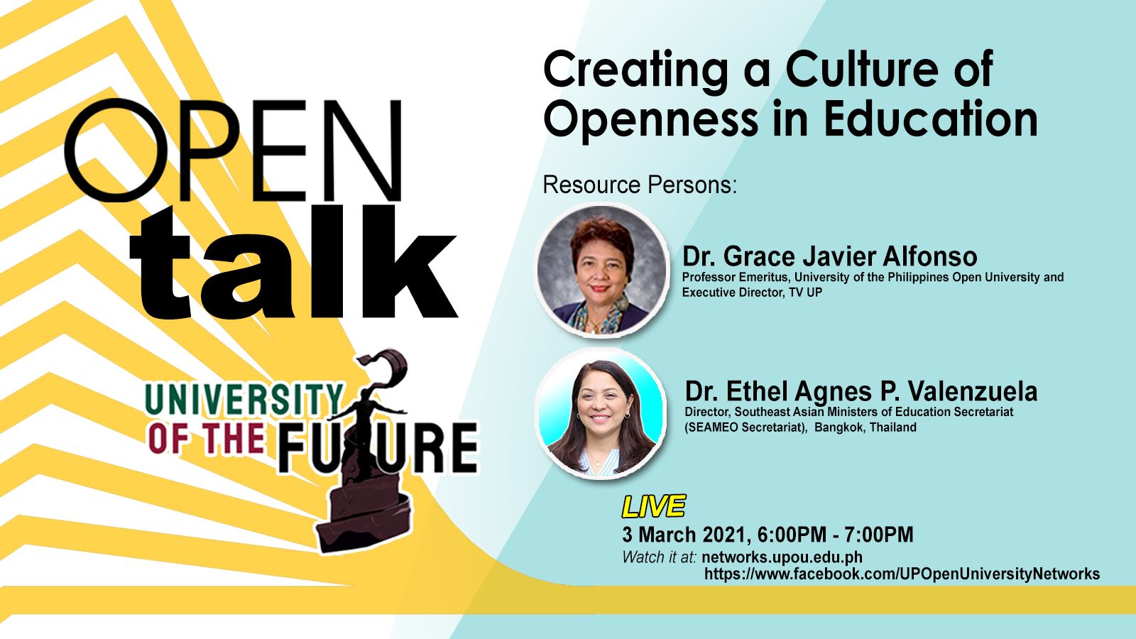 Open Talk: Creating a Culture of Openness in Education
