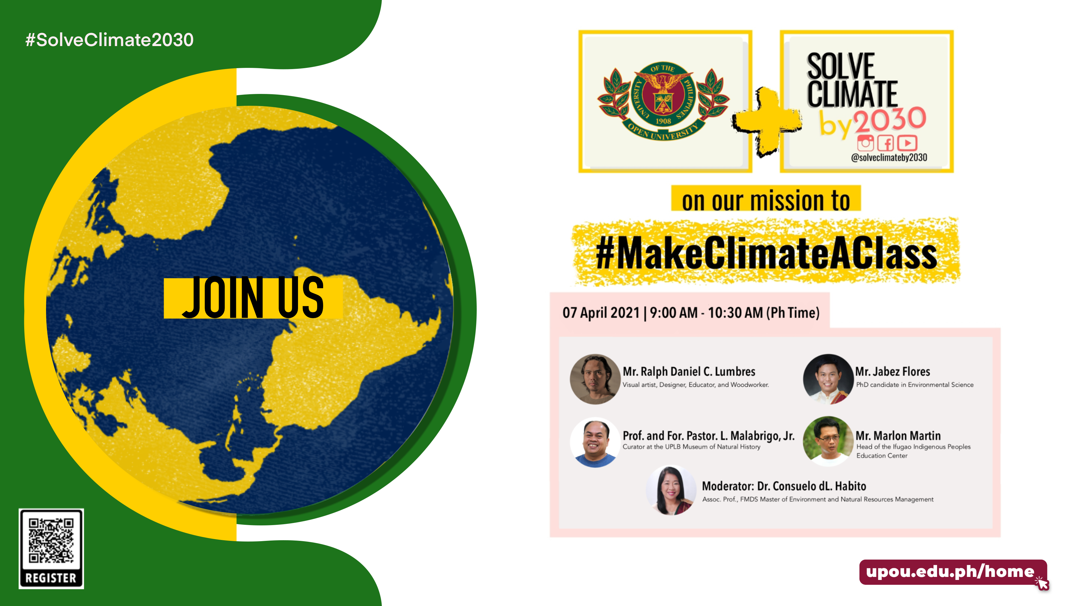 How Teachers in the Philippines Can #MakeClimateAClass for Earth Month
