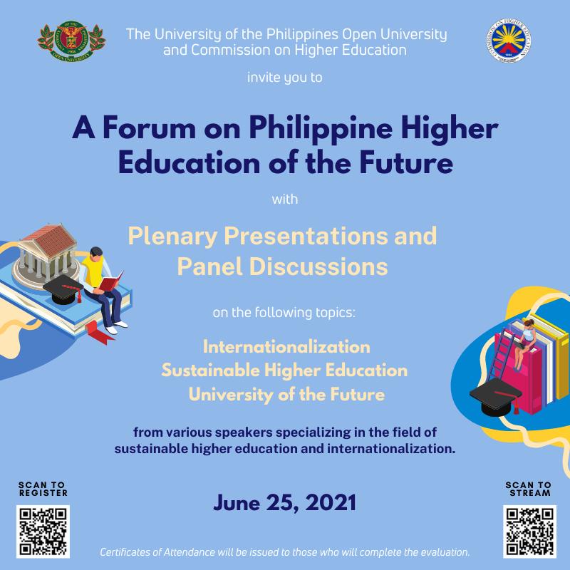 Higher Education Forum