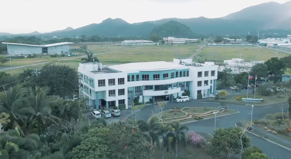 The University of the Philippines Open University in Los Baños, Laguna