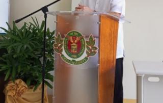 UP President Danilo Concepcion Meets with UPOU Officials