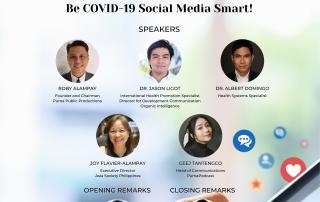 "Webinar #75 ""FACT OR FAKE: Be COVID-19 Social Media Smart!"""